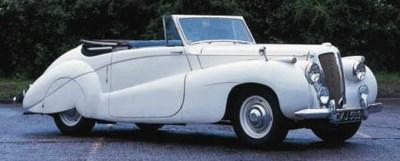 1951 DAIMLER DB18 SPECIAL SPOR