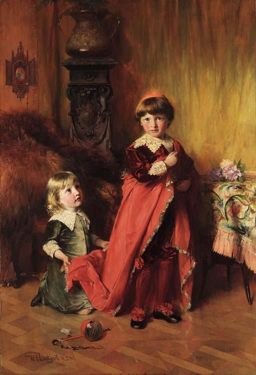William Ewart Lockhart R.S.A. (1846-1900)
