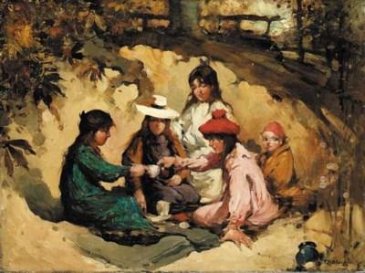 Thomas Bromley Blacklock (1863