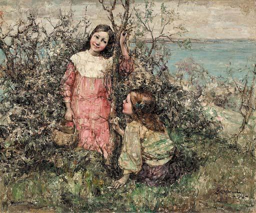 Edward Atkinson Hornel (1864-1933)