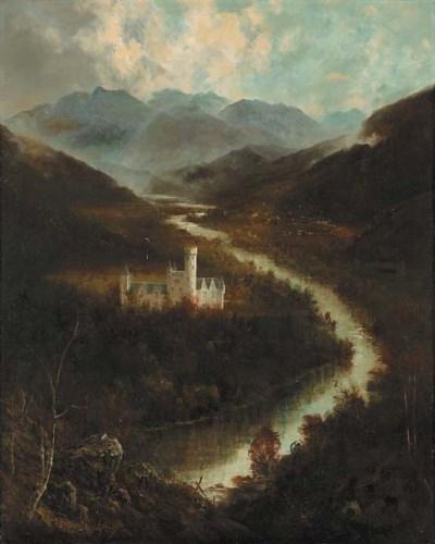 William Barry (fl. 1864-1888)