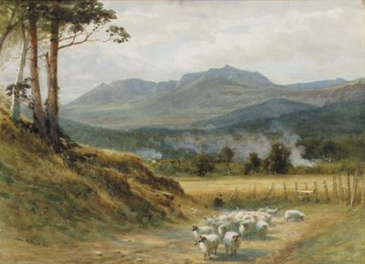 John Campbell Mitchell R.S.A.(