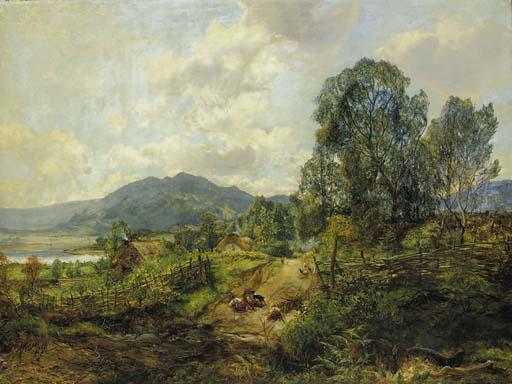 Alexander Fraser, Jun., R.S.A. (1828-1899)
