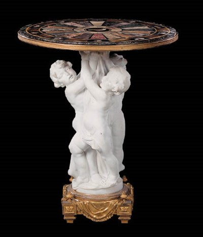 A French white marble, Pietra