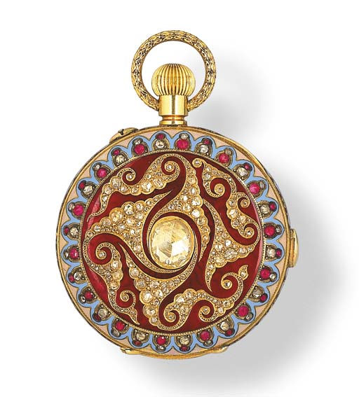 An Antique Diamond, Gem-Set An