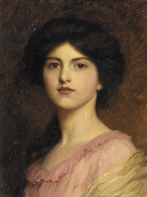Sir Frank (Francis Bernard) Dicksee, P.R.A. (1853-1928)
