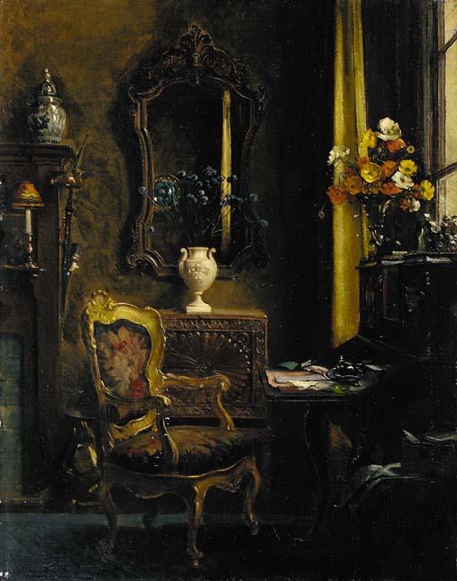 Albert Chevallier Tayler, R.A. (1862-1925)