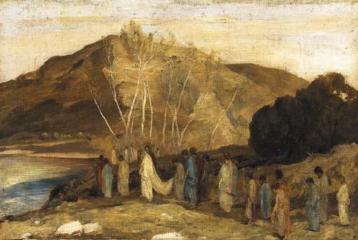Edward Stott, A.R.A. (1859-1918)
