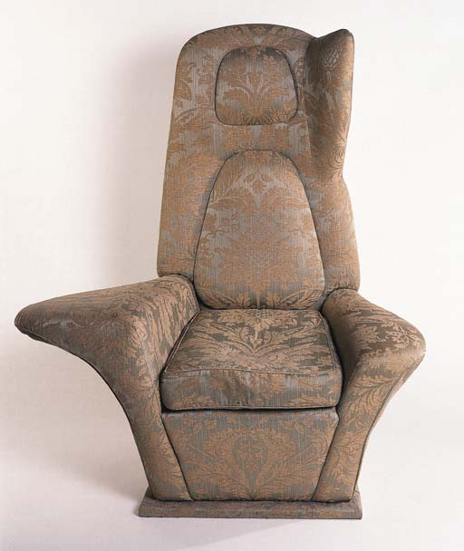 'The Cathedral Chair' Ode to C