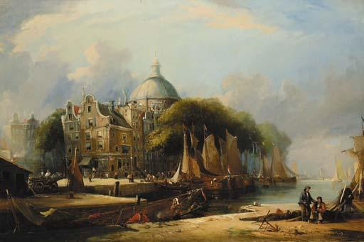 George Chambers, Jun. (c.1830-