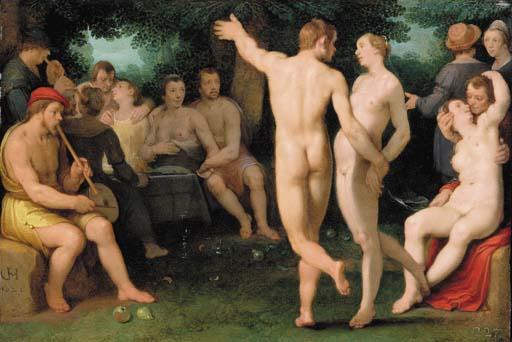 Cornelis Cornelisz. van Haarle