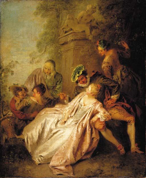 Jean-Baptiste Pater (1695-1736