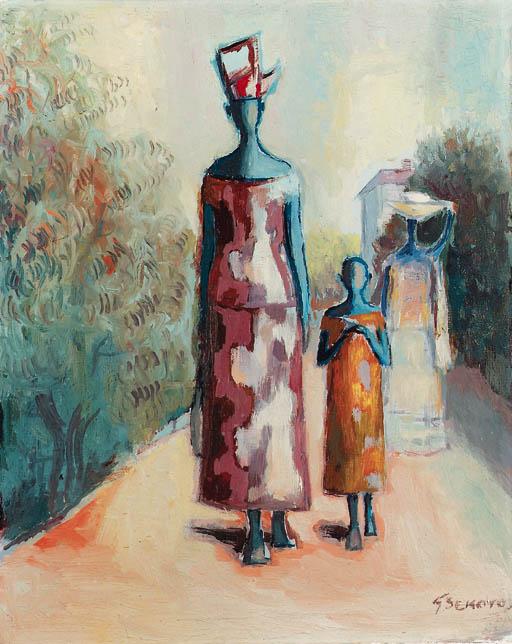 Gerard Sekoto (1913-1973)