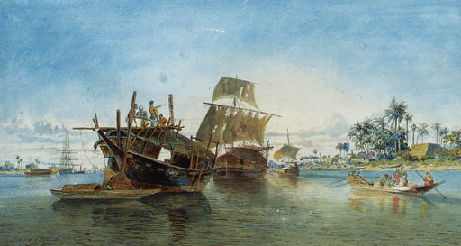 Jules Schaumburg (fl.1860 - 18