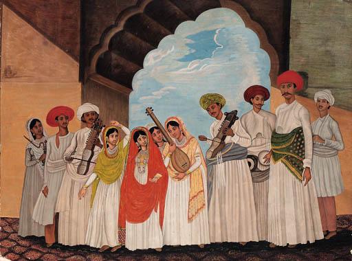 Lucknow Artist after William H