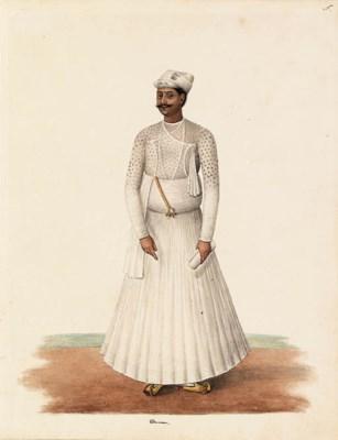 Shaikh Muhammad Amir of Karray
