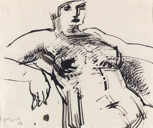 Henry Moore, C.H., O.M. (1878-