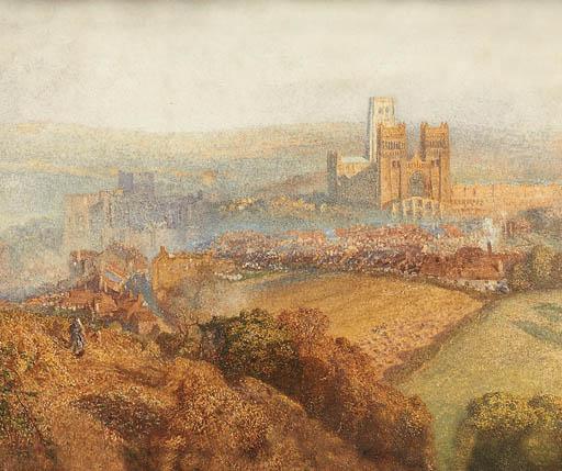Alfred William Hunt, R.W.S (1830-1896)