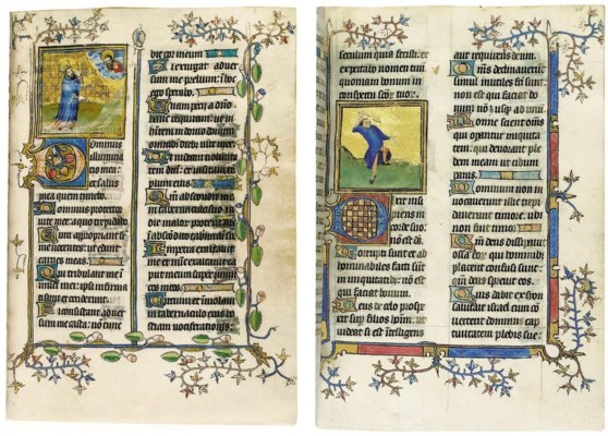 PSALTER and Canticles, with Ca