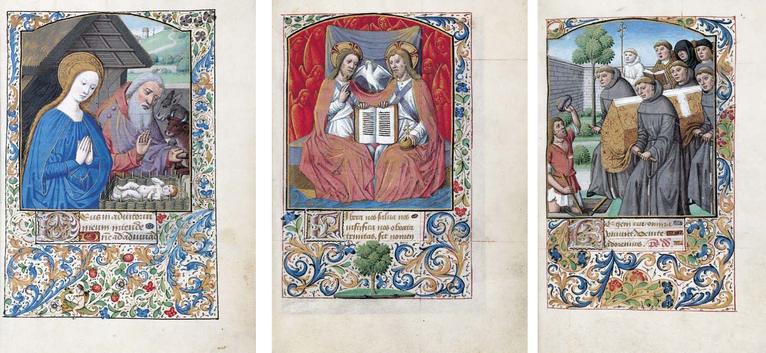 BOOK OF HOURS, use of Chartres