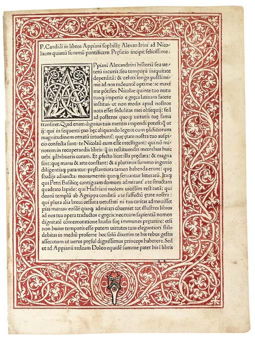 APPIANUS (c.100-c.170). Histor