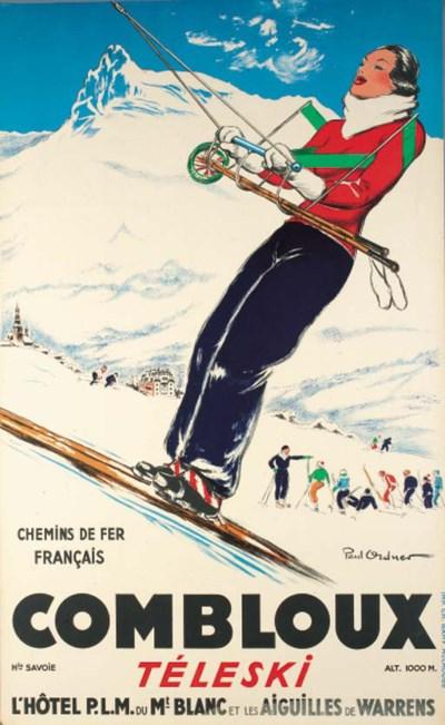 ORDNER, Paul (1900-1969)