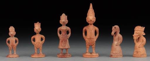 A Javanese carved soft wood fi