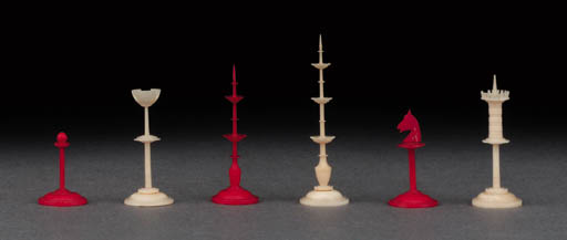 A German miniature bone Selenu