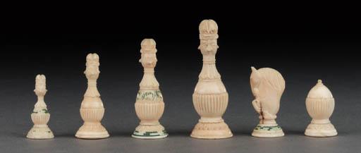 A Bosnia-Herzegovina ivory che
