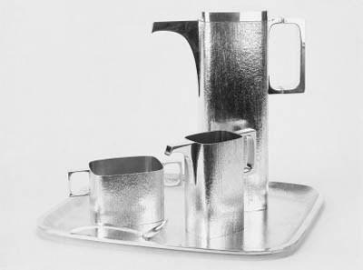 A modern coffee service