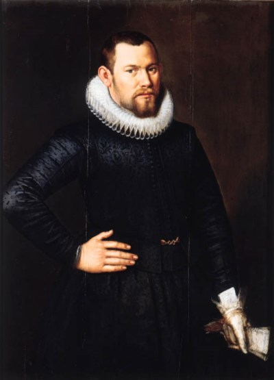 Follower of Adriaen Thomas Key