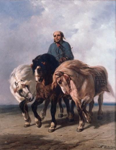 Alexandre Dubuisson (1805-1870