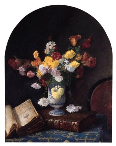 Berthe Cuirblanc (fl. 1868-187
