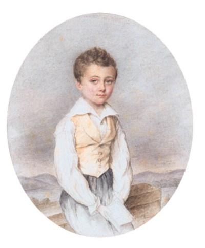 Mademoiselle Virginie de Montf