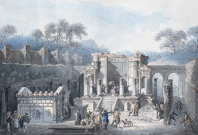 After Louis Jean Desprez (1743