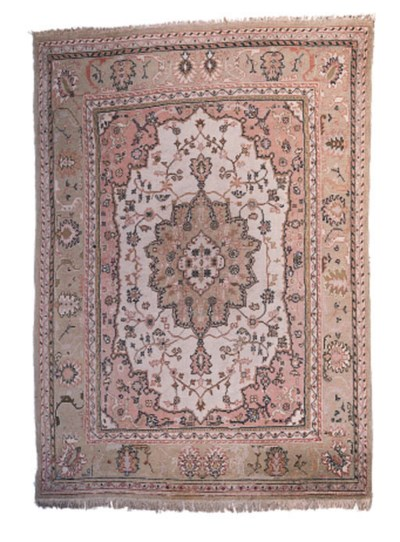 A Ghiordes carpet, Turkey