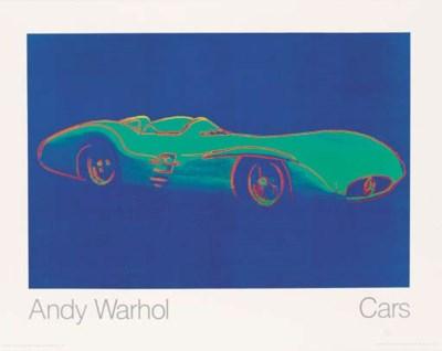 WARHOL, Andy (1930-1986)