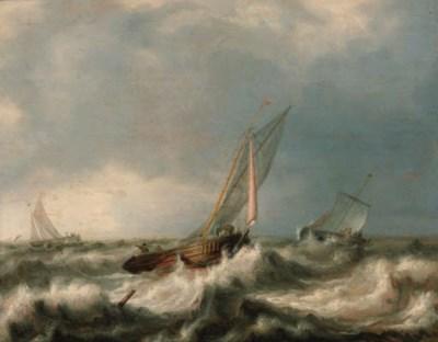 Follower of Willem van der Vel