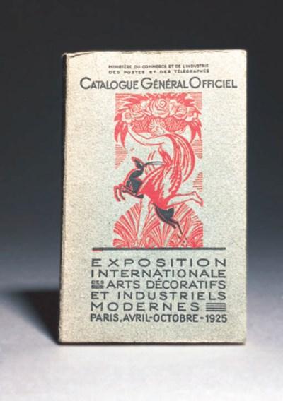 'EXPOSITION INTERNATIONALE DES