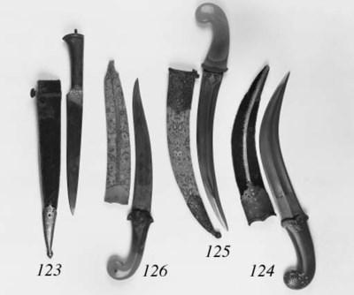 An Indian dagger