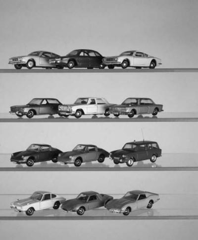 Märklin Cars