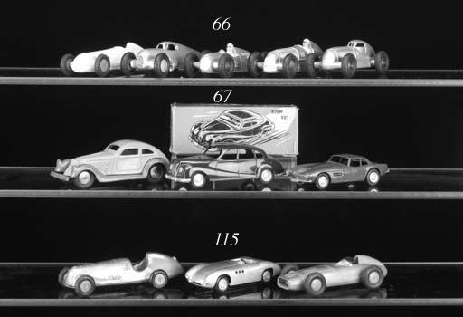 Märklin pre-war German Racing
