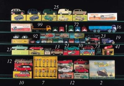Dinky French Factory and other
