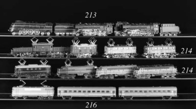Märklin Steam Locomotives