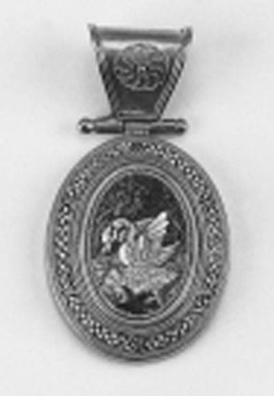 A 19th Century gold, Italian m