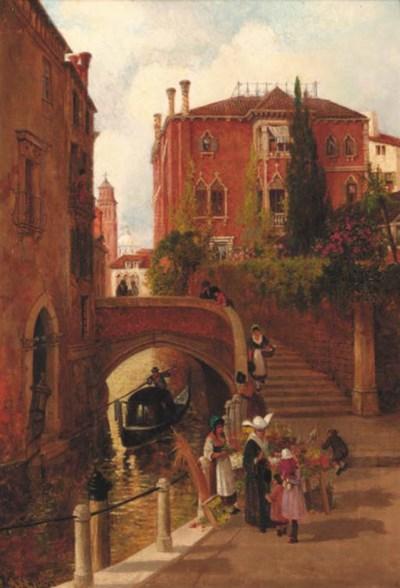 Rubens Arthur Moore (exh. 1881