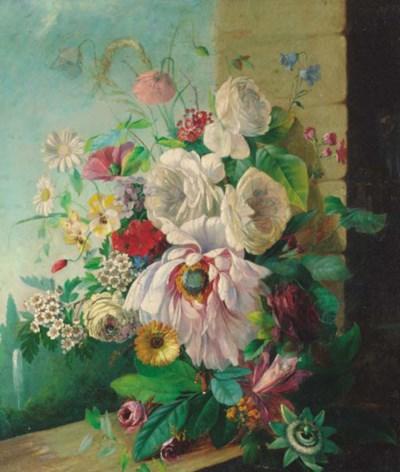 William Barker, 19th Century