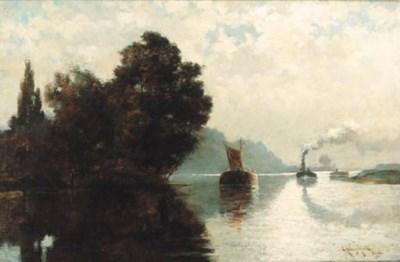 E. Aubrey Hunt (1855-1922)