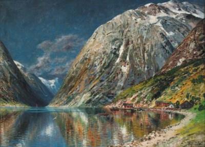 J. Holmstedt, 19/20th Century