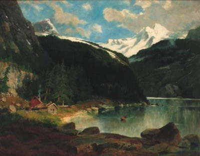 Otto Ludwig Sinding (1842-1909